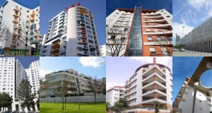 Residential buildings at Parque Expo | Lisbon, Portugal
