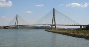 Main Inspection of the international bridge over Guadiana river | Vila Real de St. António, Portugal