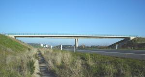 A2 – South highway – typical flyovers
