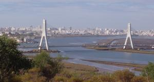 Inspection of the main bridges over Arade river and Boina riverside on IC4 | Portimão, Portugal