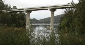 EN234 – bridges at IP3 and over Criz (I E II) rivers – part of the road network of Aguieira | Barragem da Aguieira, Portugal
